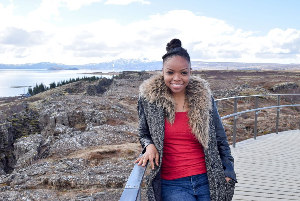 Danielle Desir is an author, blogger, freelance writer, and podcaster.