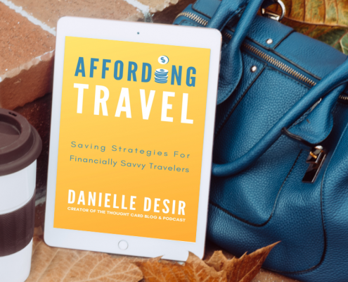 Free Chapter of Affording Travel by Danielle Desir