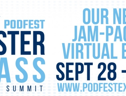 Podfest Master Class Online Summit Tips For Self-Published Authors