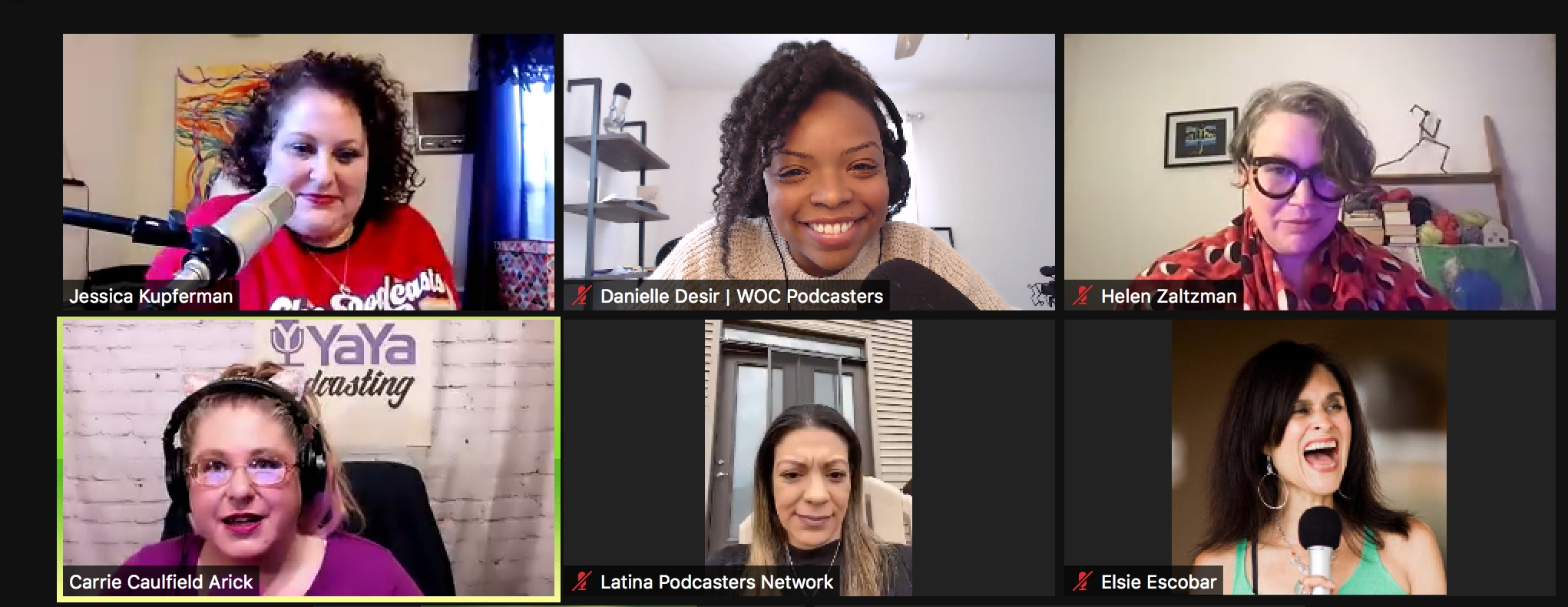Danielle Desir Podcast Coach, Podcast Consultant, Speaker
